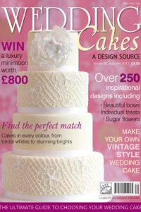 Wedding cakes issue 40