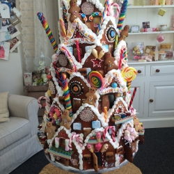 Gingerbread Village!