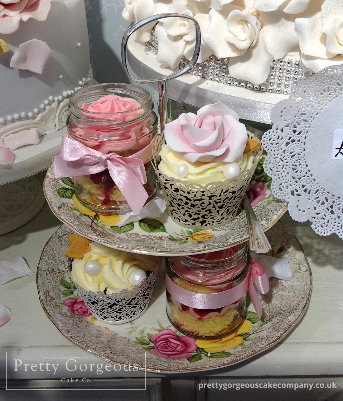 Flower Cupcakes Fairy