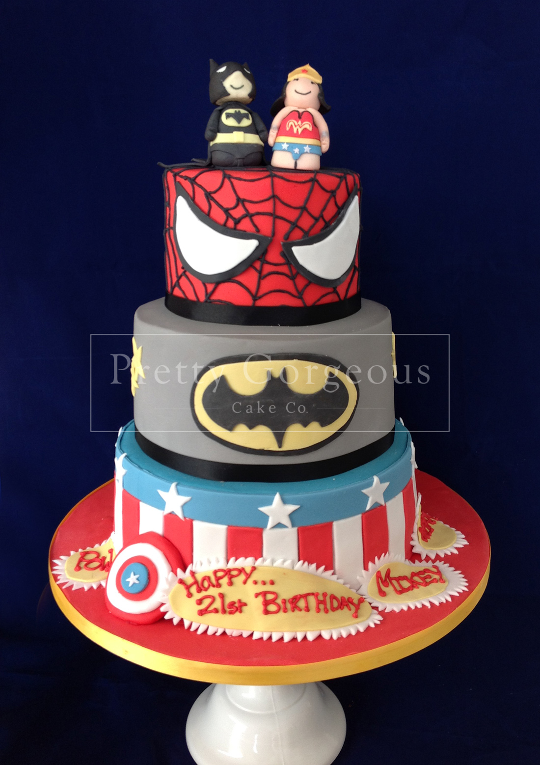 Super Cake - Party