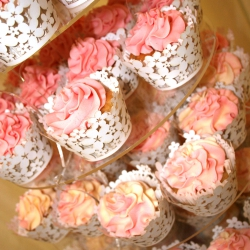 Cupcakes Paper Holder