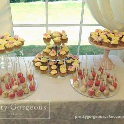 Cupcakes Table Window