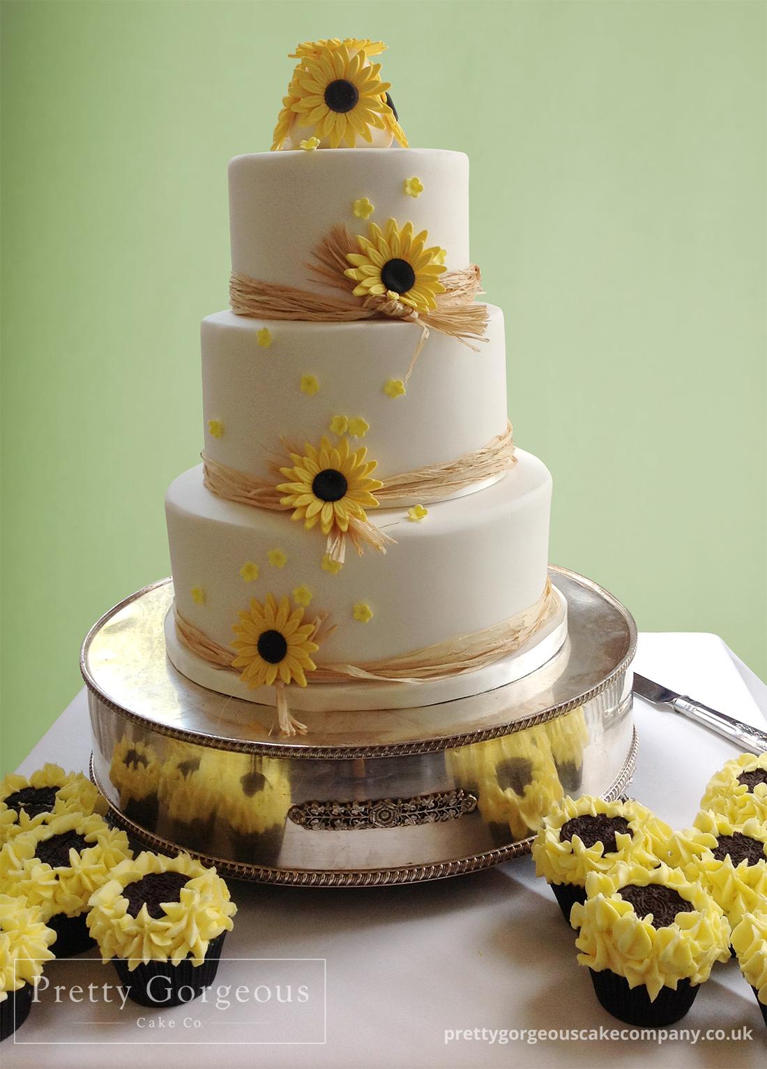 Summer Classic Bright Cupcakes