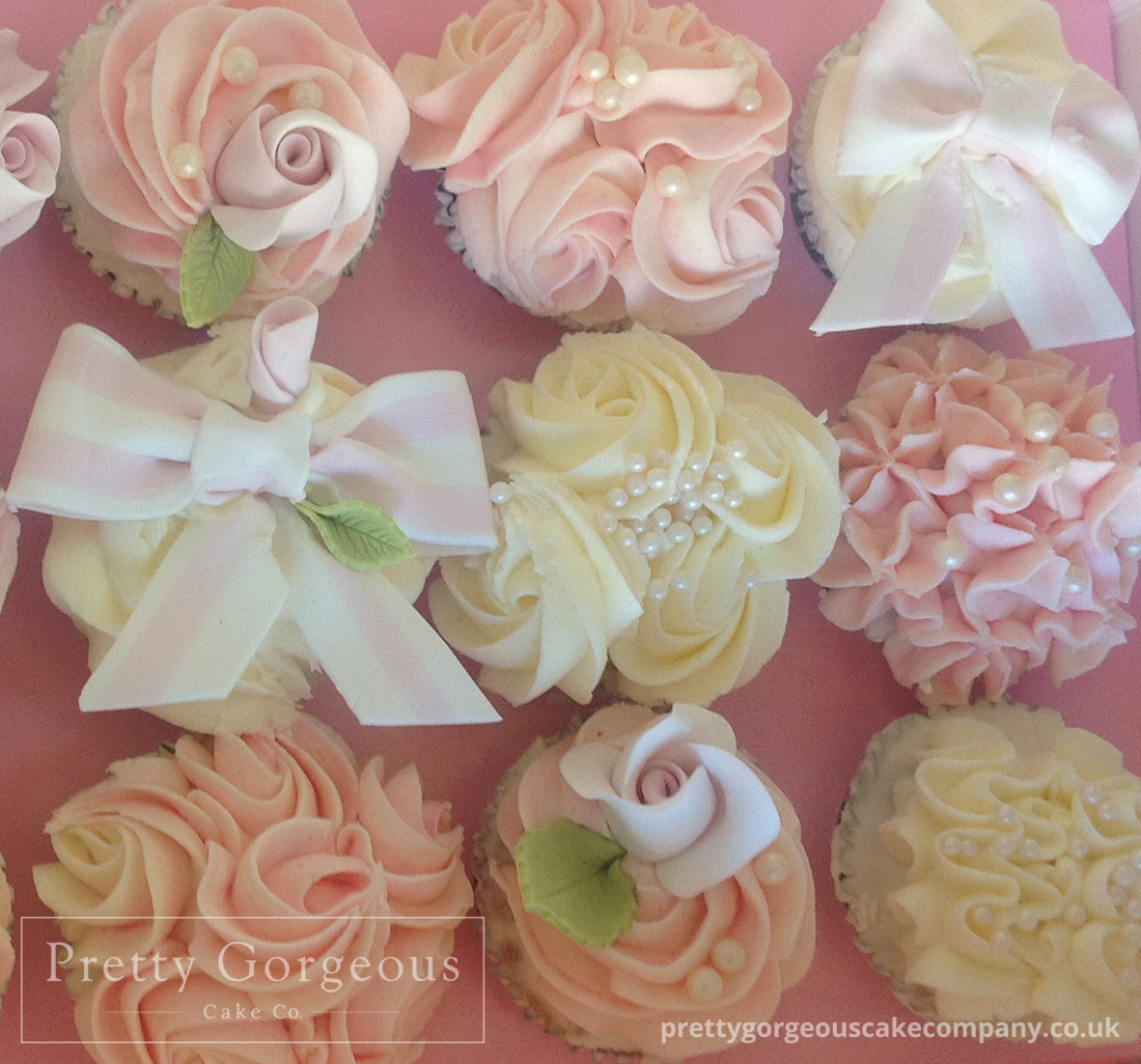 Pretty Cake Cupcake Icing