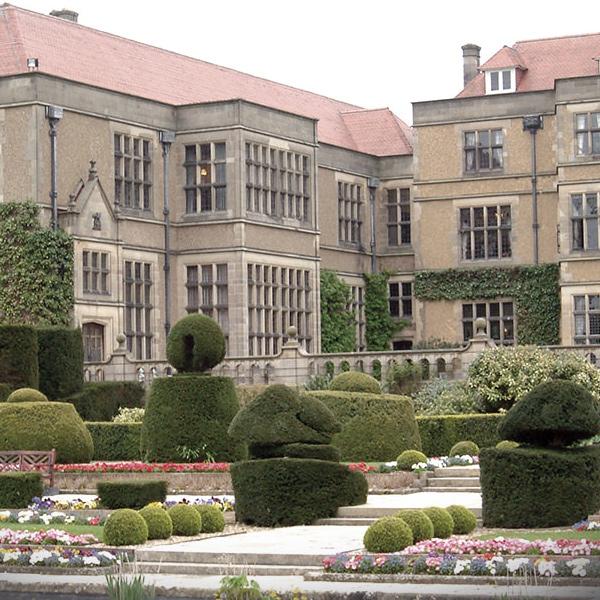 Fanhams Hall Hotel