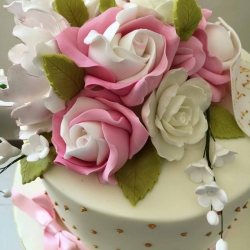birthday-floral-cake-detail