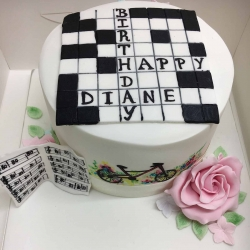 Happy Birthday Crossword Diane