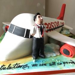 Easy Jet Cake