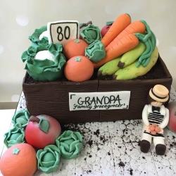 Greengrocer Cake
