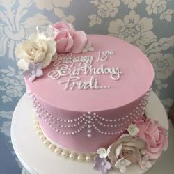 Happy 18th Trudi