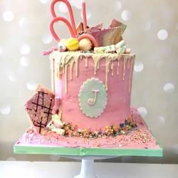 Magic Melting Cake