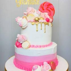 Jasmine Cake Melting