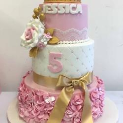 Princess Jessica Cake