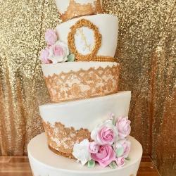 Miriam Wedding Cake