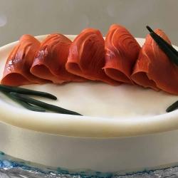 Fish Pie Cake