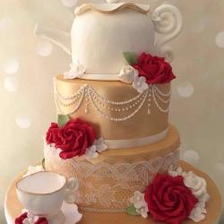 teapot-cake