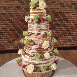 Naked Sweet Cake